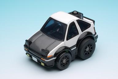 デジQ トヨタ スプリンター・トレノ(AE86、頭文字D)