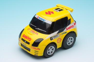 チョロQ スズキ スイフト スーパー1600
