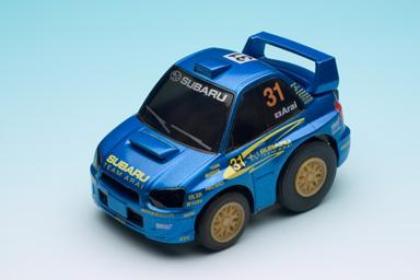 チョロQ スバル インプレッサWRX STi