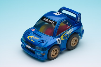 チョロQ スバル インプレッサWRC'99
