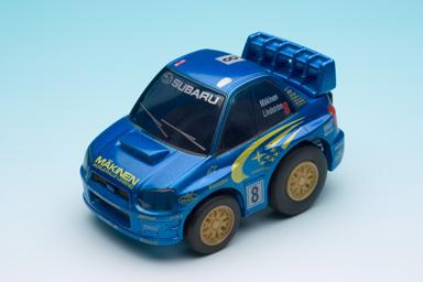 チョロQ スバル インプレッサWRC2003