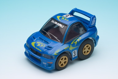 チョロQ スバル インプレッサWRC'97