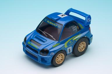 チョロQ スバル インプレッサWRC2001