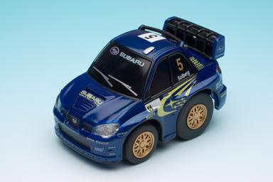 チョロQ スバル インプレッサWRC2006