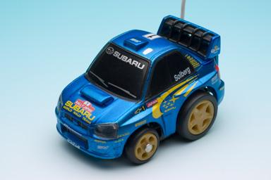 チョロモード スバル インプレッサWRC2004